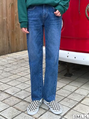 [MAN]와이드컷팅denim_pt[S-XL]